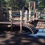 Good playground for kids