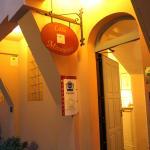 Ingresso B&B Casa Miramonte, Bologna