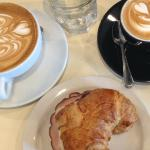 Breakfast at Noble Coffee Roastery, Ashland OR