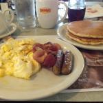 Grand Slam Breakfast
