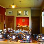 Holly Homestead Breakfast room