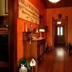 Holly Homestead Entry Hallway