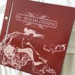 Buku menu restoran Hotel Ciputera