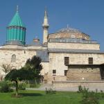 Mevlana Museum very near the hotel