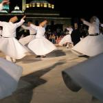 "Every Thursday at 9.00 p.m ""Sama"" at the grounds of Mevlana Museum (free )"