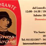 Bild från La Taverna dei Mercanti