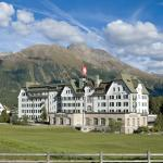 Cresta Palace Herbst 2