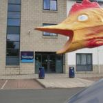 Falkirk Travelodge exterior