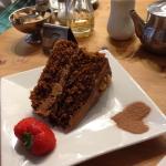 GF Coffee Cake Mmmmmmmmmmm