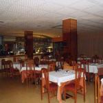 restaurant en onbijtruimte binnen