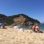 Ωραία παραλία!