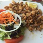 calamari fritti ottimi
