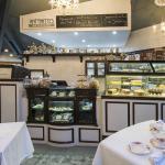 Intimate elegant surroundings for High Tea