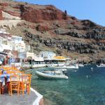 Le port et les restaurants