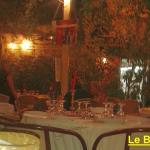 la terrasse restaurant le BILBOQ