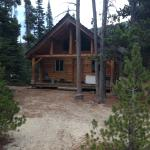 Our cabin.