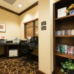 Business Center and DVD Library