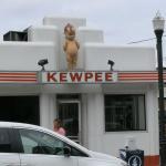 Kewpee Burger downtown Lima location