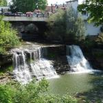 Chagrin Waterfalls