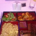 lunch at euro 9.90