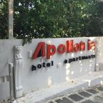 Apollonia Hotel Apartments Foto