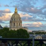 View of Les Invalides