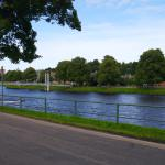 River Ness on walk to city centre