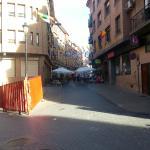 la ville et ses installations pour la féria