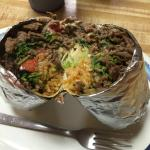 King Burrito Steak