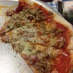 Pizza (large has 8 pieces)