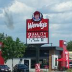 The new Wendy's
