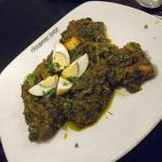 Tandoori Lamb Chop Special