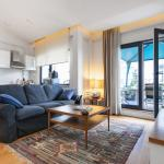 3-BR Apt w PRIVATE TERRACE -Galata Flats