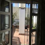 Habitación 302: terraza