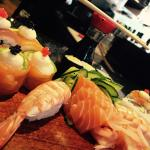 Lovely sushi special coming 1st of Sept