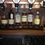 Selection of Malt Whisky's
