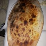 I ravioli alla ricotta al sugo dei nebrodi, la pizza ai funghi porcini e la pepata in crosta (pr