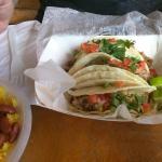 tacos with pork