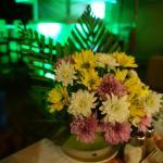 Abends im Restaurante