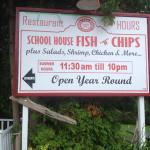 School House Fish 'n' Chips