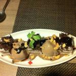 The sinful dessert