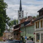 Центральная улица Фримбурга