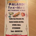 Foto Palardi Tex-Mex