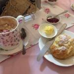 The Vintage Tea Room at Nanabelles