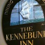 Kennebunk Inn Sign