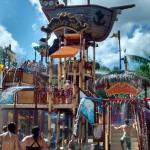 Shipwreck Island at Whales Tale Water Park