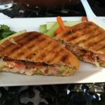 Delicious panini from Spoons, Grand Junction, CO