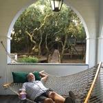 Pelican Inn hammock