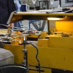 Glass making