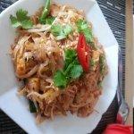 Pad Thai at Tiger Lilly